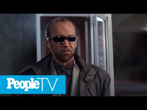 George Carlin Gave Message To Keanu Reeves During 'Bill & Ted' | PeopleTV