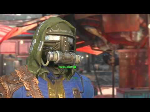 FALLOUT 4 The Adventures of Frost Part 4: Hardware Town and, wait...THE MOLE RAT DISEASE?!