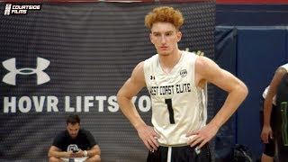 Nico Mannion Last AAU Tournament! Full Highlights From UA Finals!(, 2018-07-27T16:50:47.000Z)