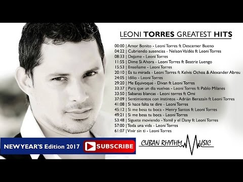LEONI TORRES Greatest Hits | NEW YEAR'S Edition 2017