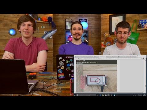 Bilge Tank 098 - Inky pHAT and The Amazing Shortcut Keyboard!