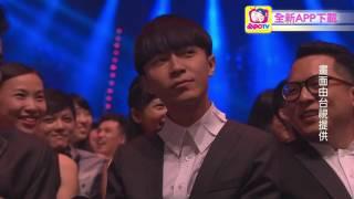 康熙金曲頒獎太爆笑 逼青峰脫口「放屁」!