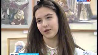 В Кирове прошла молодежная акция ''Я люблю библиотеку'' (ГТРК Вятка)