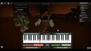 - Virtual Chello Promise-[Silent Hill] ROBLOX