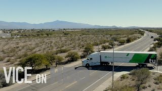 How Self-Driving Trucks Really Work I Future Of Work (HBO)