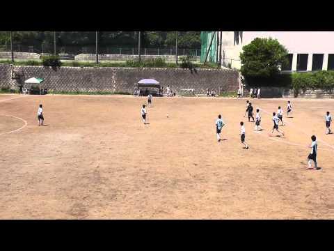 20140614 神奈川U18リーグ 横浜商大 vs 永谷 Goal