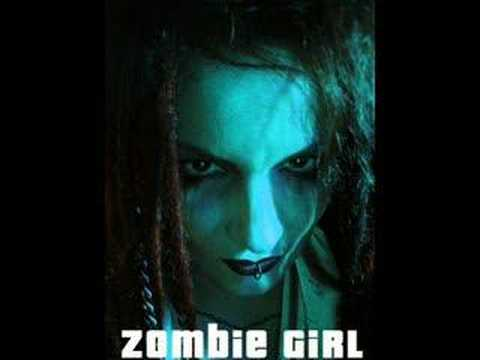 Zombie Girl - Blood, Brains And Rock N Roll