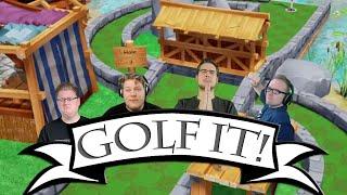 Wunderschönes GOLF 🎮 Golf it! #41