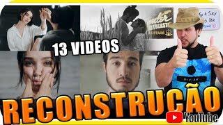 Baixar TIAGO IORC Reconstrução - 13 VIDEOS LANÇADOS AO MESMO TEMPO - Marcio Guerra