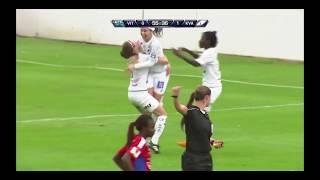 Elizabeth Addo 2017 ● Dribbling Skills, Assists & Goals   Kvarnsvedens IK
