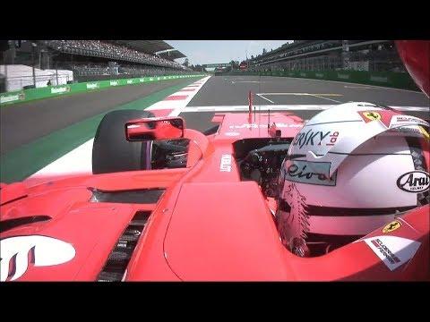 Формула 1  Гран при Мексики 2017 Гонка полностью