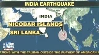 7 7 Earthquake In The Indian Ocean Tsunami Warning Issued!  MoxNewsDotCom