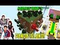 SO MANY SPAWNERS! ARE YOU KIDDING?! (Minecraft Panda Island!)