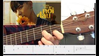 Hướng dẫn guitar - Chạm đáy nổi đau Erik - Full (intro + hợp âm)
