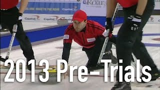 Brad Jacobs vs. John Morris - 2013 Capital One Road to the Roar -