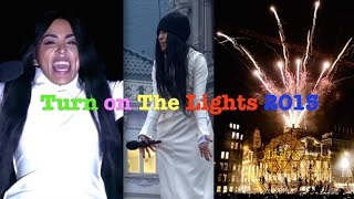 Loreen (Euphoria) bij Turn On The Lights 2015 Amsterdam.