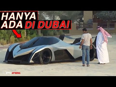 10 Mobil Sport Tercepat Di Dunia Hanya Orang Dubai Yang Bisa Membelinya