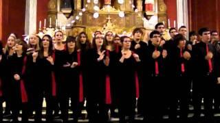 Total Praise (concert de Nadal a Pollença, 23/12/2011)