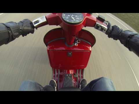 Vespa PX 221 - No more testing, let´s ride more!