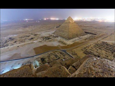 Древняя технология пирамид