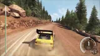 DiRT Rally - Peugeot 205 T16 - Pikes Peak Gameplay (PC HD) [1080p]