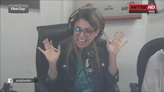Marina Calabró repasó los temas más candentes de la farándula argentina.