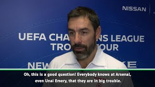 Unai Emery is in big trouble at Arsenal, everybody knows! - Robert Pires