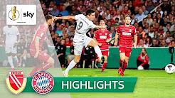 1. Runde | DFB-Pokal 2019/20