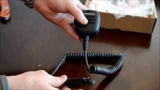 Motorola Remote Speaker Microphone Accessory