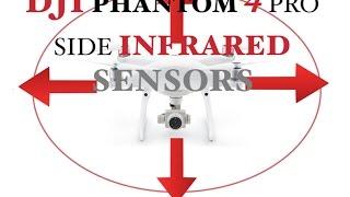 DJI PHANTOM 4 PRO 360 DEGREES OF OBSTACLE AVOIDANCE
