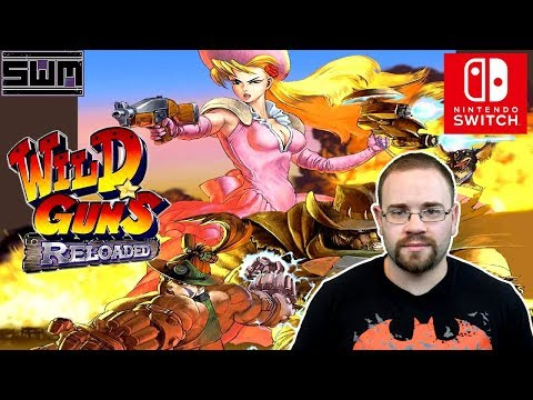 Wild Guns Reloaded - Old School 90s Action - Nintendo Switch   Spawn Wave Plays