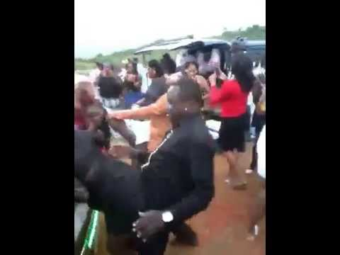 Daggering After Funeral In Jamaica @Dancehallgv - YouTube