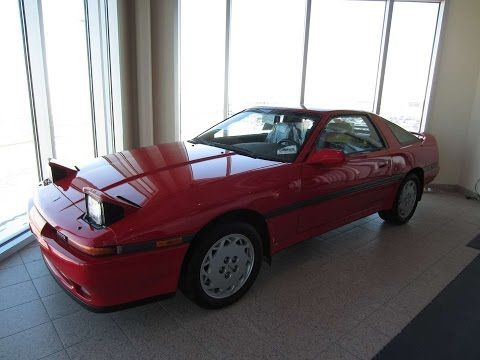 Brand-New 1990 Toyota Supra for Sale in Canada!