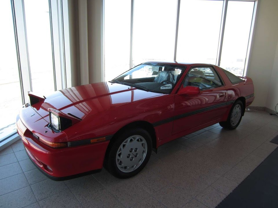 Brand New 1990 Toyota Supra For Sale In Canada