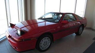 Brand-New 1990 Toyota Supra For Sale In Canada!