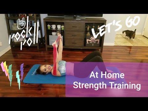 Pole Dance Tips | Strength Training | NO POLE REQUIRED!