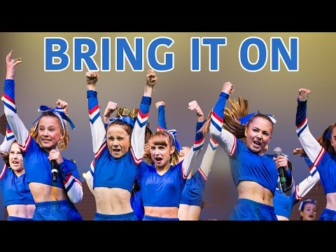 """West End Live 2016 - """"BRING IT ON"""" Medley by Spirit Young Performers Company - OFFICIAL FOOTAGE"""