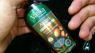 Vatika Naturals Argan Enriched Hair Oil (Review)