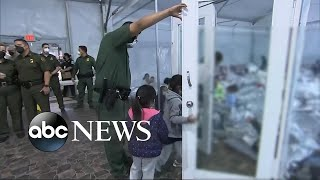 Record number of migrants reach the US-Mexican border in 1 month