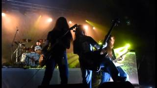 CARCASS - UNFIT FOR HUMAN CONSUMPTION & THIS MORTAL COIL (LIVE IN BIRMINGHAM 12/11/13)