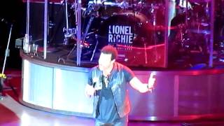 Lionel Richie - Commodores Just To Be Close To You at Hollywood Bowl 2013