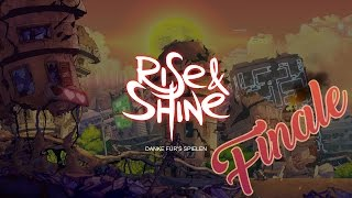 RISE AND SHINE - #04 - PURITY - FINALE - Let's Play - german/deutsch - gameplay