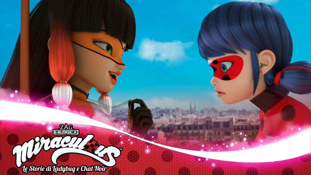 Download MIRACULOUS | 🐞 VOLPINA 🐞 | Le storie di Ladybug e Chat Noir