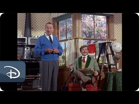 Walt Disney Talks Creating Carousel of Progress | Walt Disney World