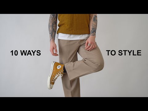 10 Ways To Style Converse High Tops