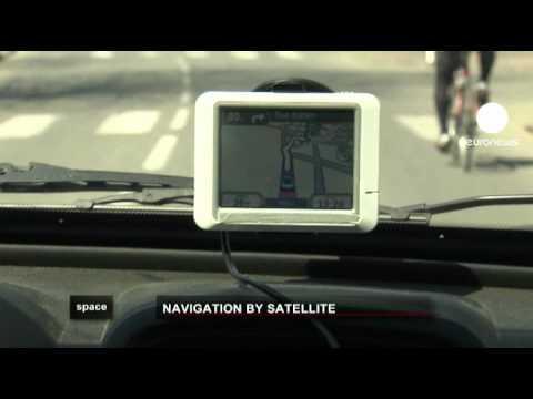 euronews space - La navigation par satellite
