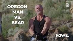 Oregon man competes on 'Man vs. Bear' TV show