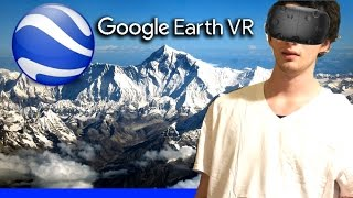 Google Earth VR - I visit North Korea, Spain and More! Free HD Video