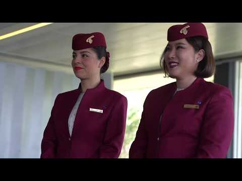 Our 10th anniversary celebrations in Australia | Qatar Airways