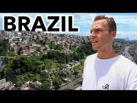 SALVADOR (Brazil's unreal African City of 4 million people)
